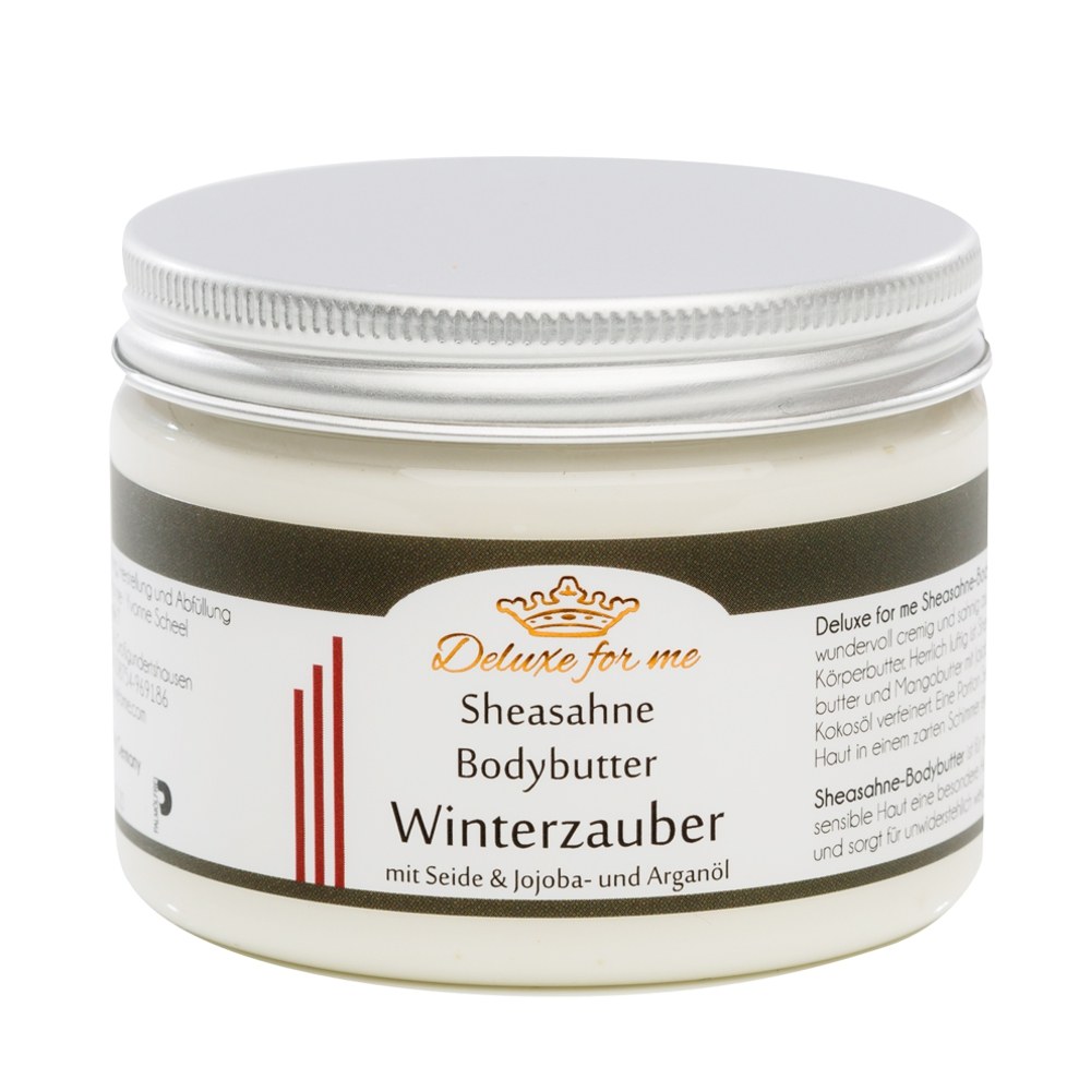 Bodybutter-Sheasahne Winterzauber