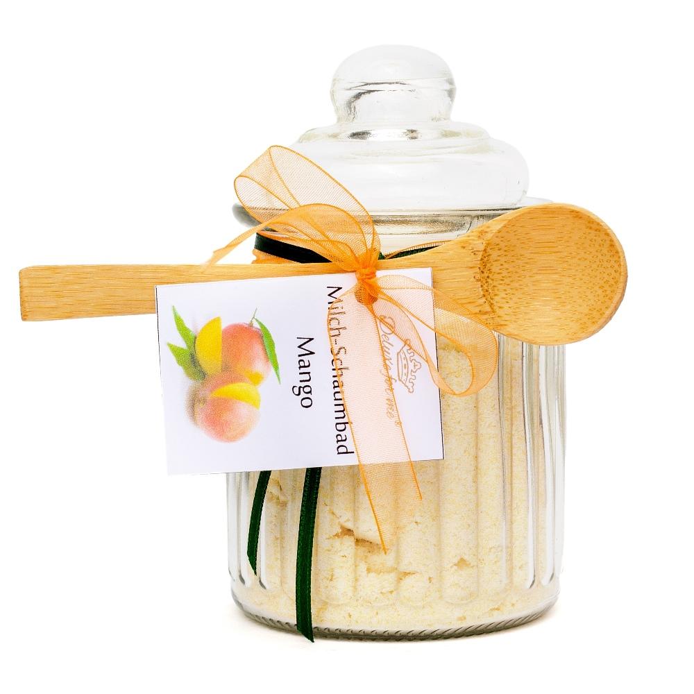 Milch-Schaumbad Mango