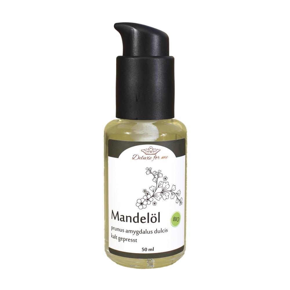BIO Mandelöl (Massage - Öl)