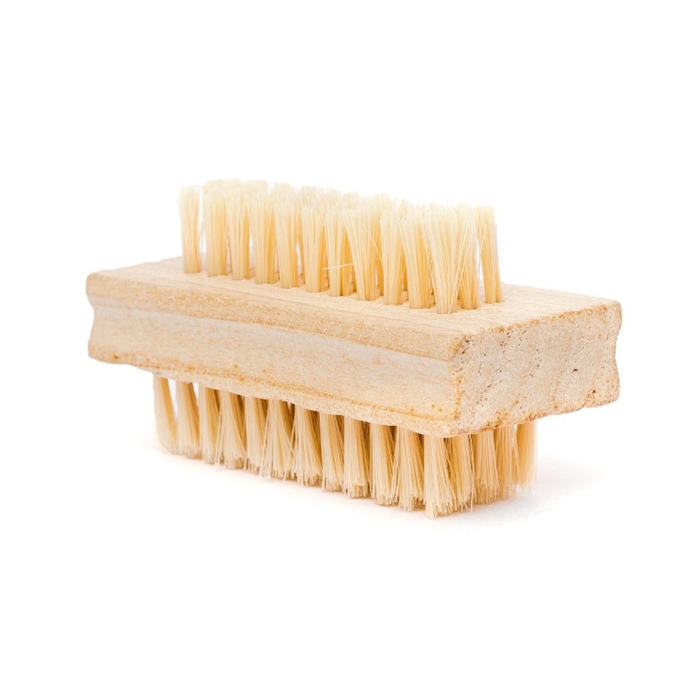 Nagelbürste aus Holz und Naturfaser