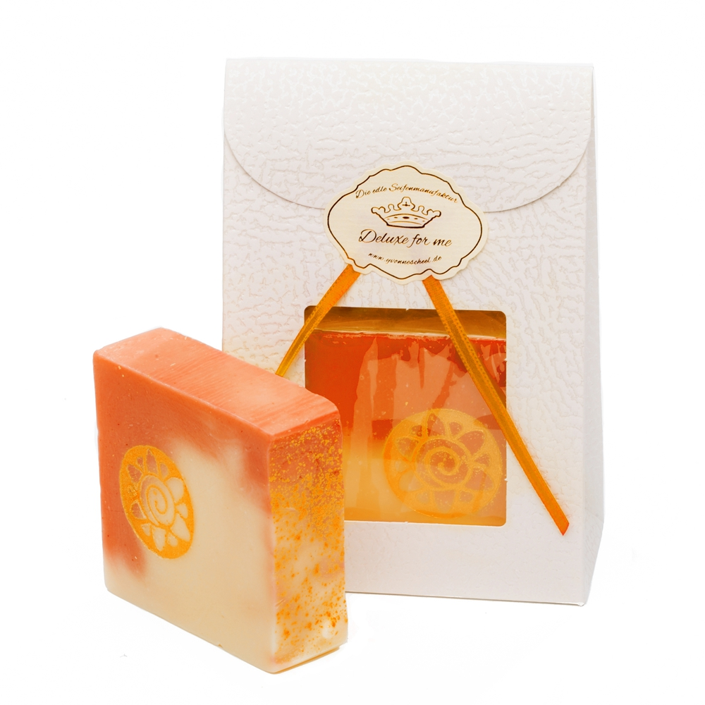 Duschbutter Orangeini