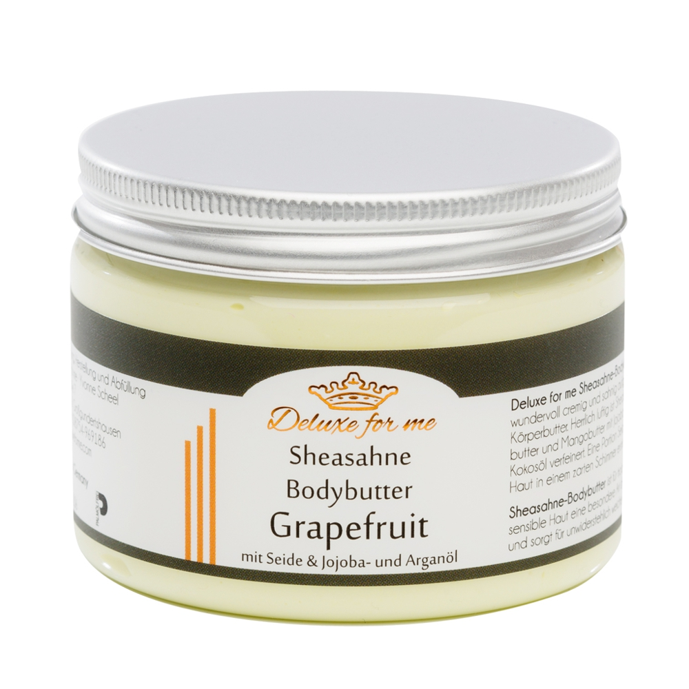 Bodybutter-Sheasahne Grapefruit