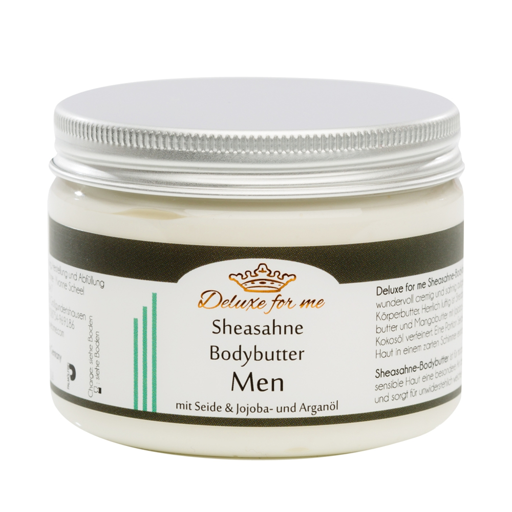 Bodybutter-Sheasahne Men