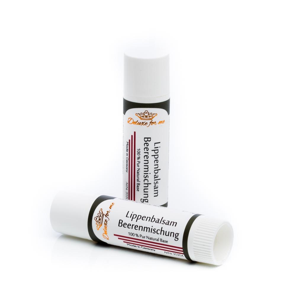 Lippenbalsam Beerenmischung