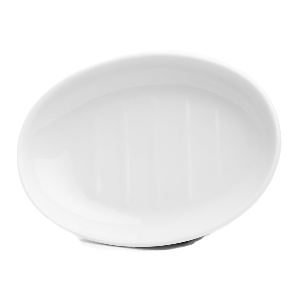 Keramik Seifenschale oval